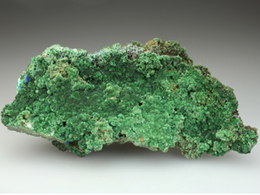 Olivenite. From the Christiana Mine.