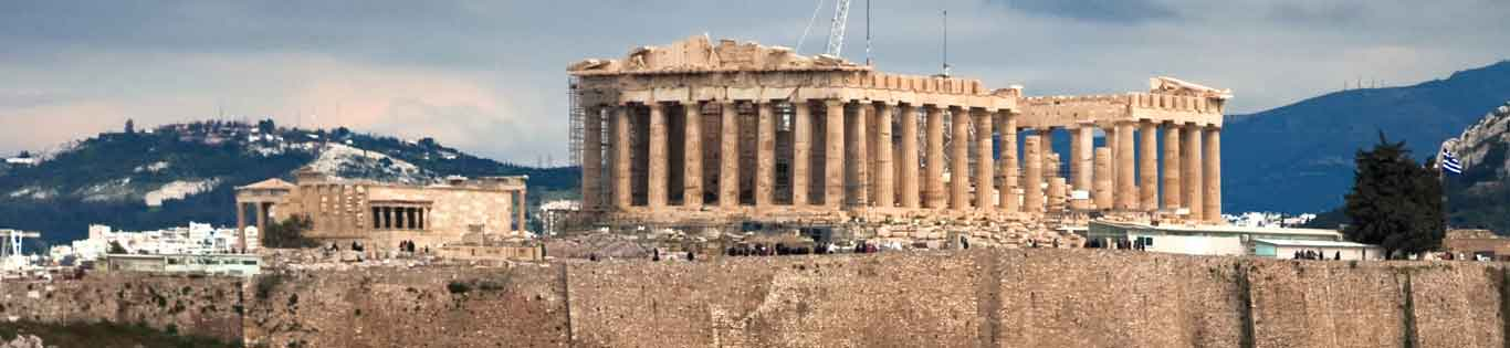 MINING GREECE – THE MARBLES OF PARTHENON – 001